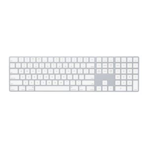 Клавиатура Apple MAGIC KEYBOARD NUM PAD ENG MQ052